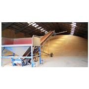 Склады для хранения зерна. Как выбрать зернохранилище