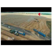 Embedded thumbnail for Демонстрационный показ бункера-перегрузчика «ЛИЛИАНИ» В Пензенской области вновь подтвердил высокую эффективность трехзвенной уборки